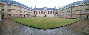Wadham College, Oxford, UK